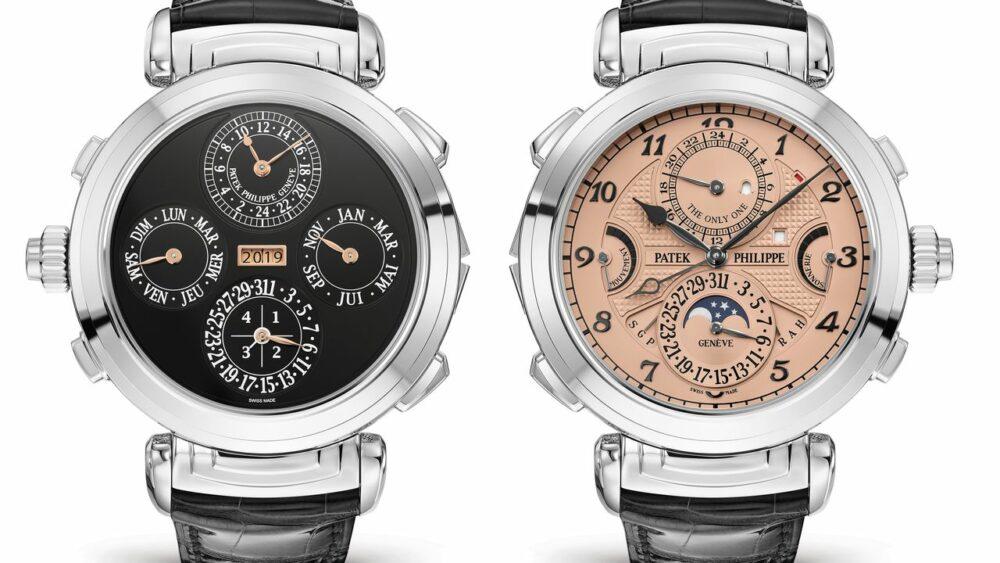 patek philippe duurste horloges