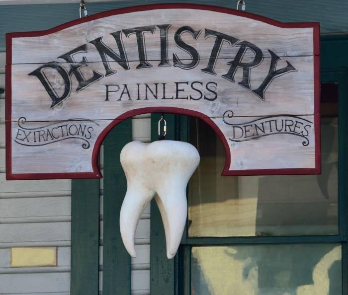 wittere tanden tandarts