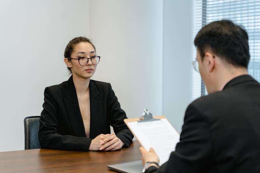 Afsluiten sollicitatiegesprek (1)