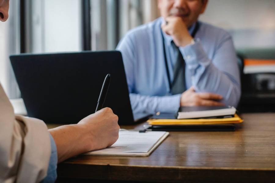 Vragen tijdens een sollicitatiegesprek (1)